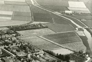 De Heul op een lunchtfoto uit 1930